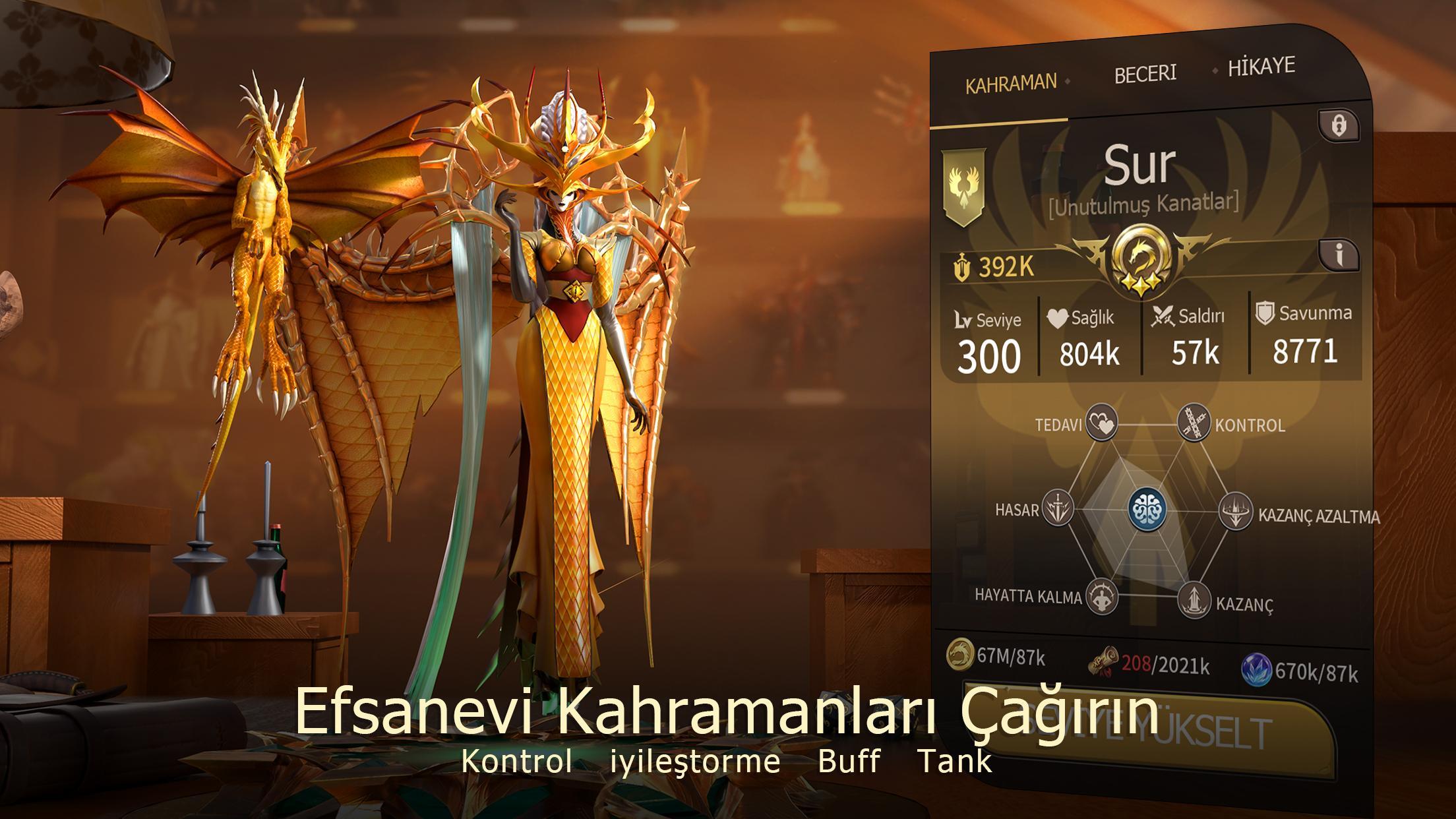 Magnum Quest Kahraman Rehberi