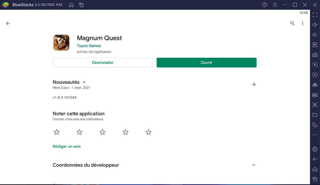 Comment Jouer à Magnum Quest sur PC avec BlueStacks