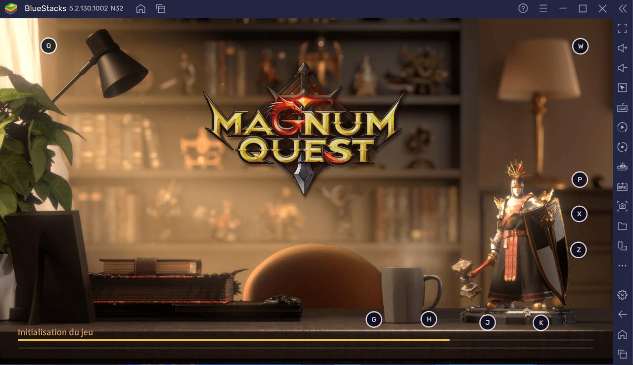 Conseils et Astuces pour Réussir dans Magnum Quest