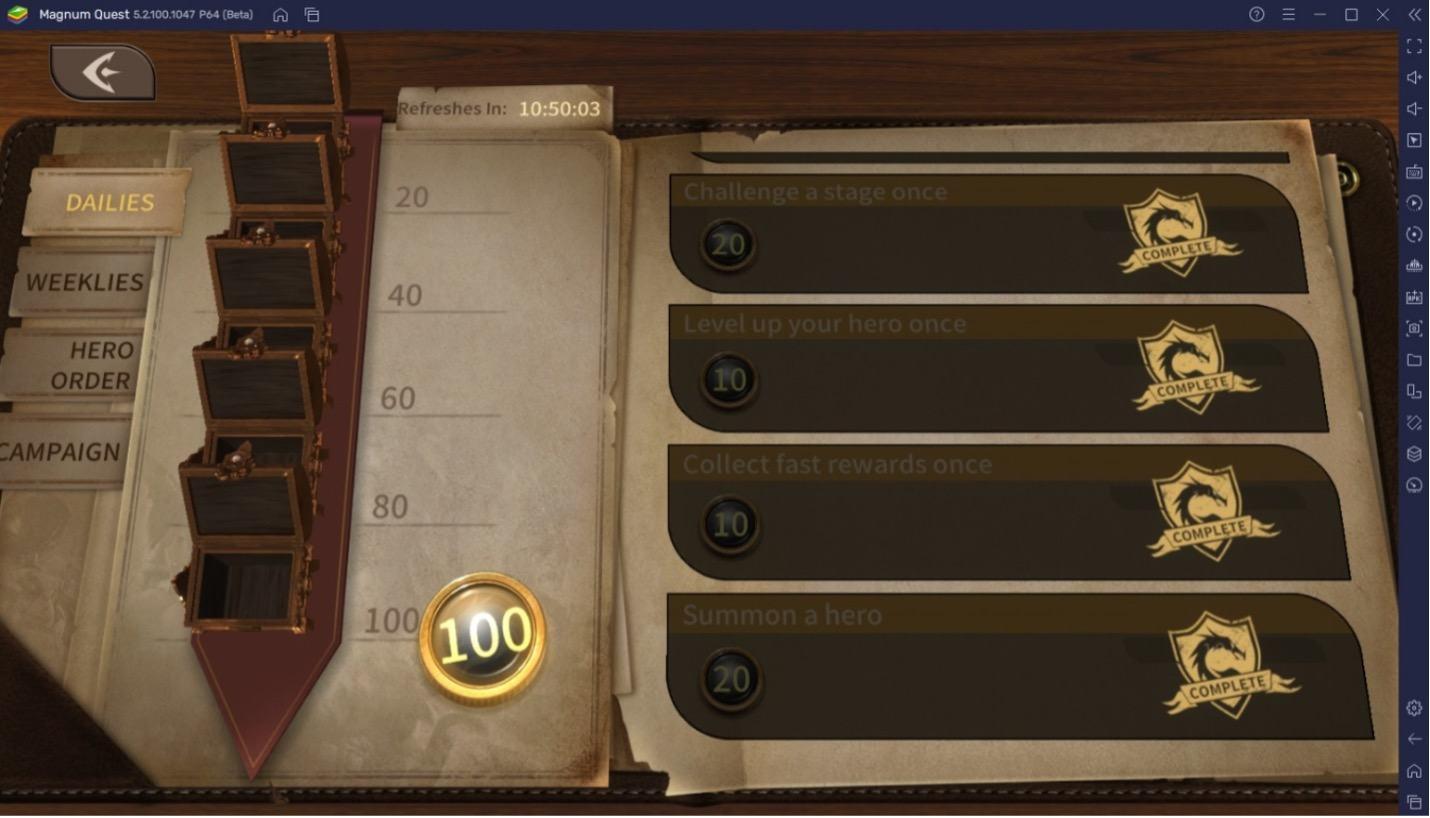 Полезные советы по игре Magnum Quest