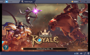 Let's Play Mobile Royale: A Review And Beginners' Guide