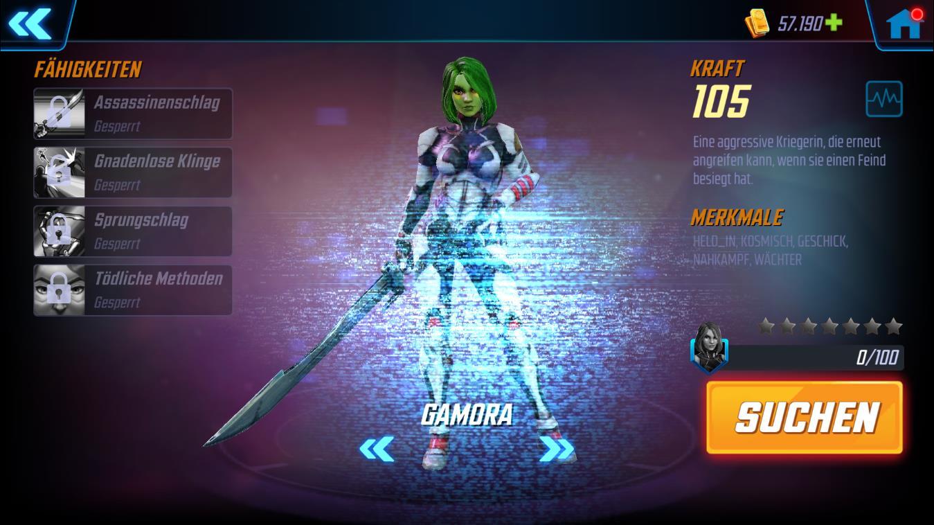 MARVEL Strike Force: Der Guide für die besten Helden und Bösewichte!