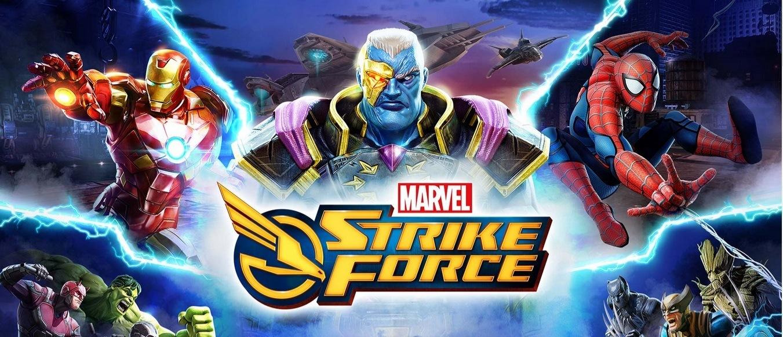 MARVEL Strike Force Level Guide