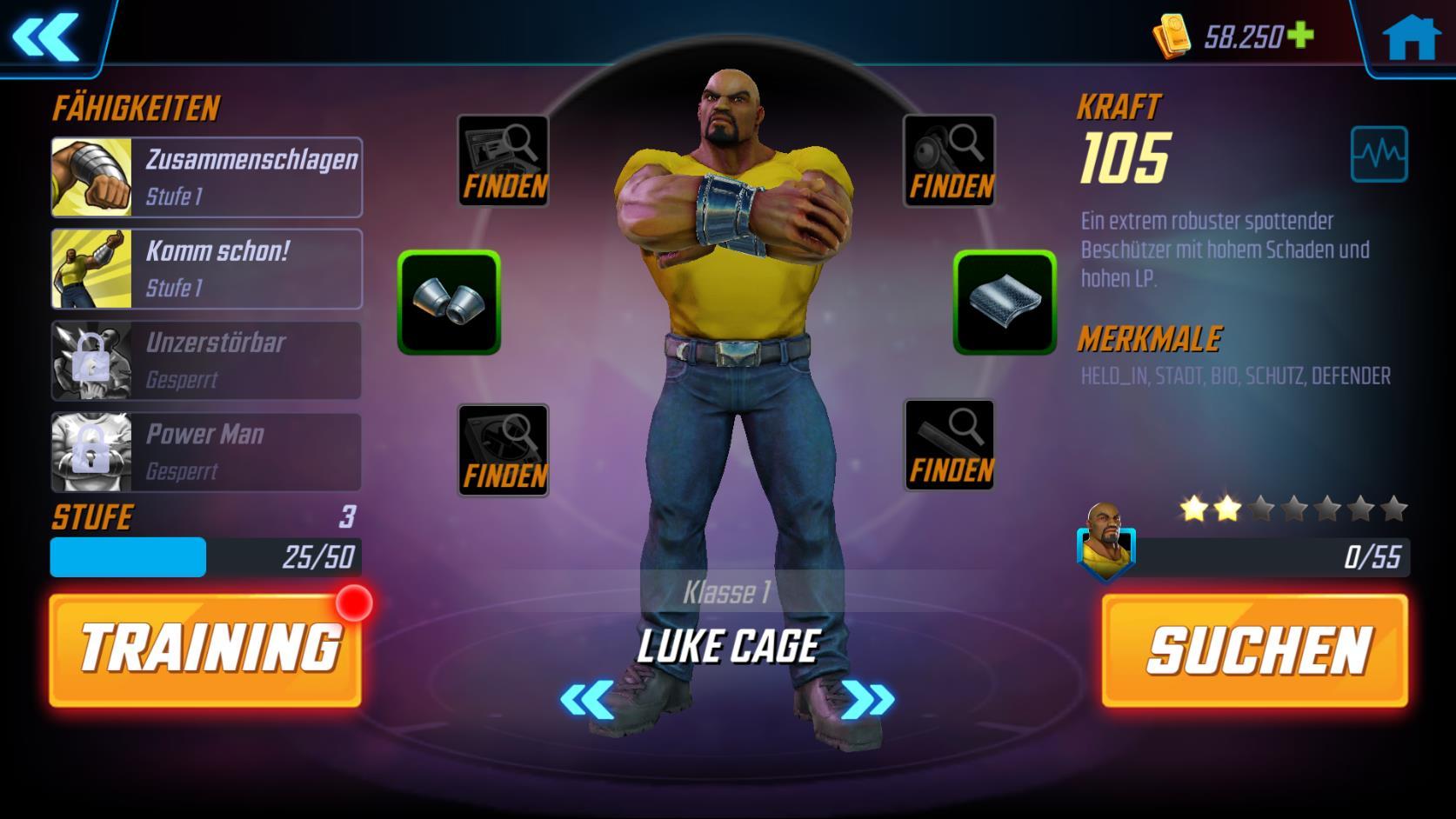 MARVEL Strike Force: Das perfekte Team erstellen