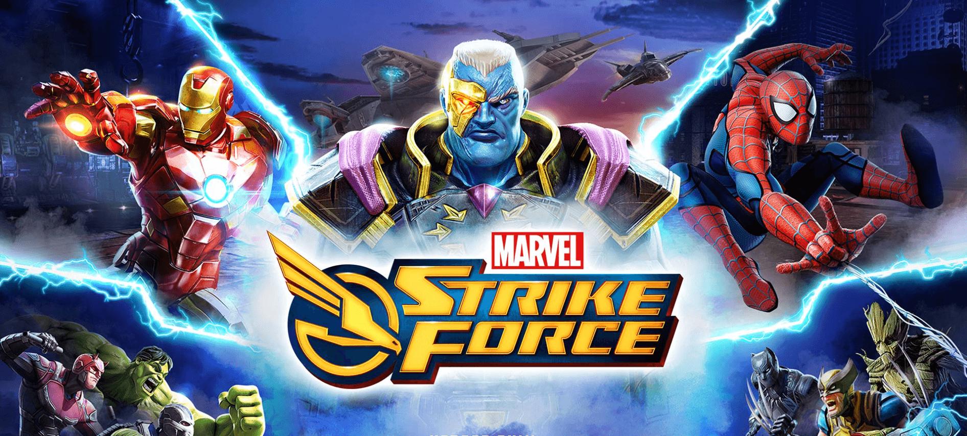 Marvel Strike Force 5.7: The New Alliance War Update