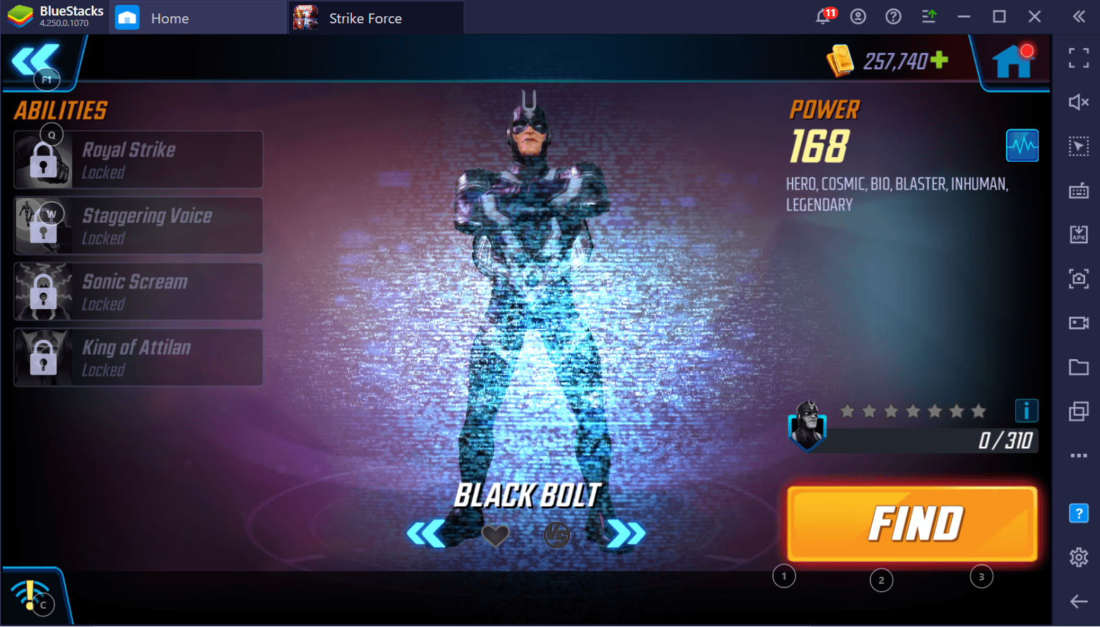 MARVEL Strike Force on PC: BlueStacks List of Top 5 Characters in 2021
