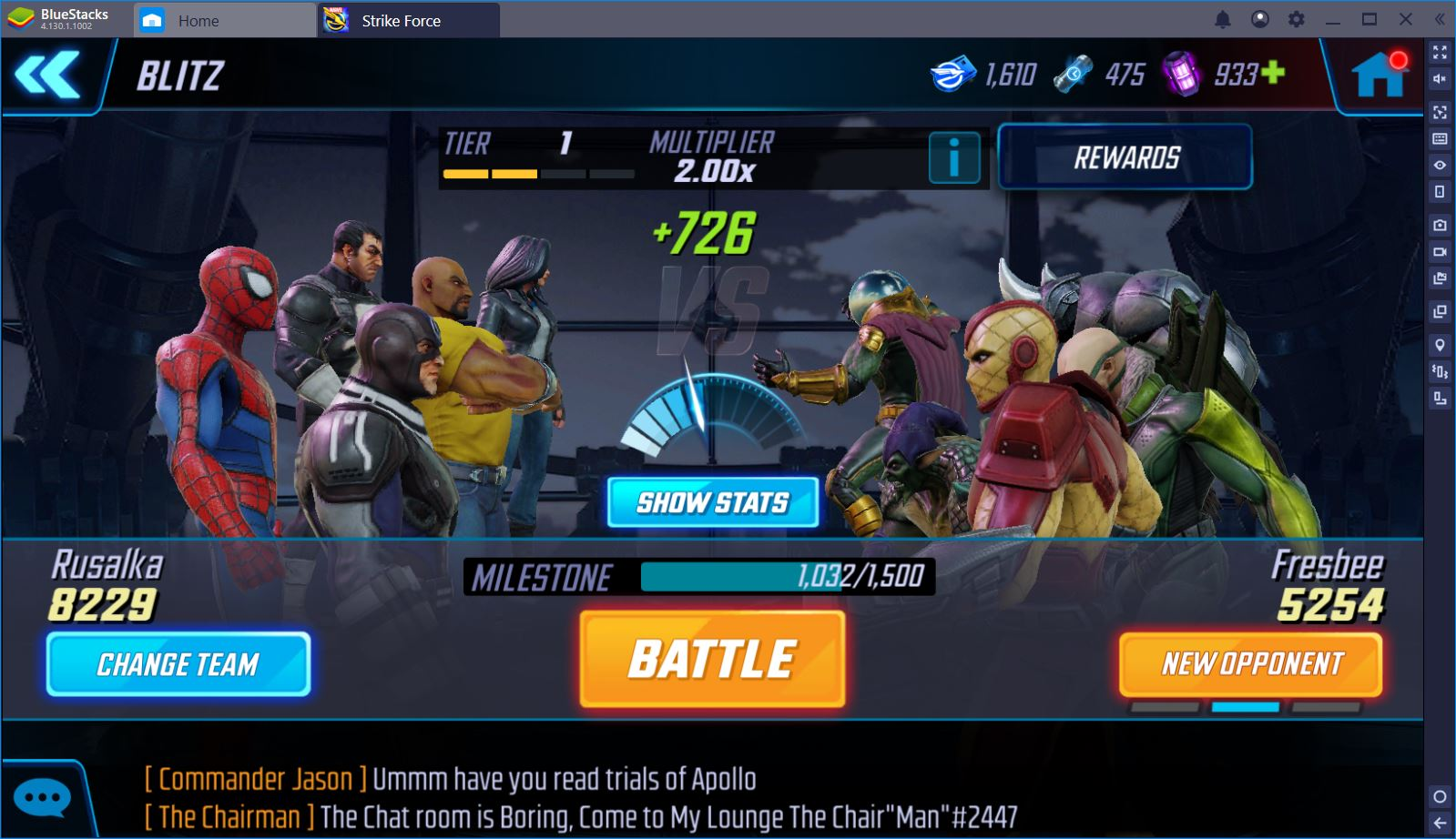 Marvel Strike Force: The Best Teams for PvP Content