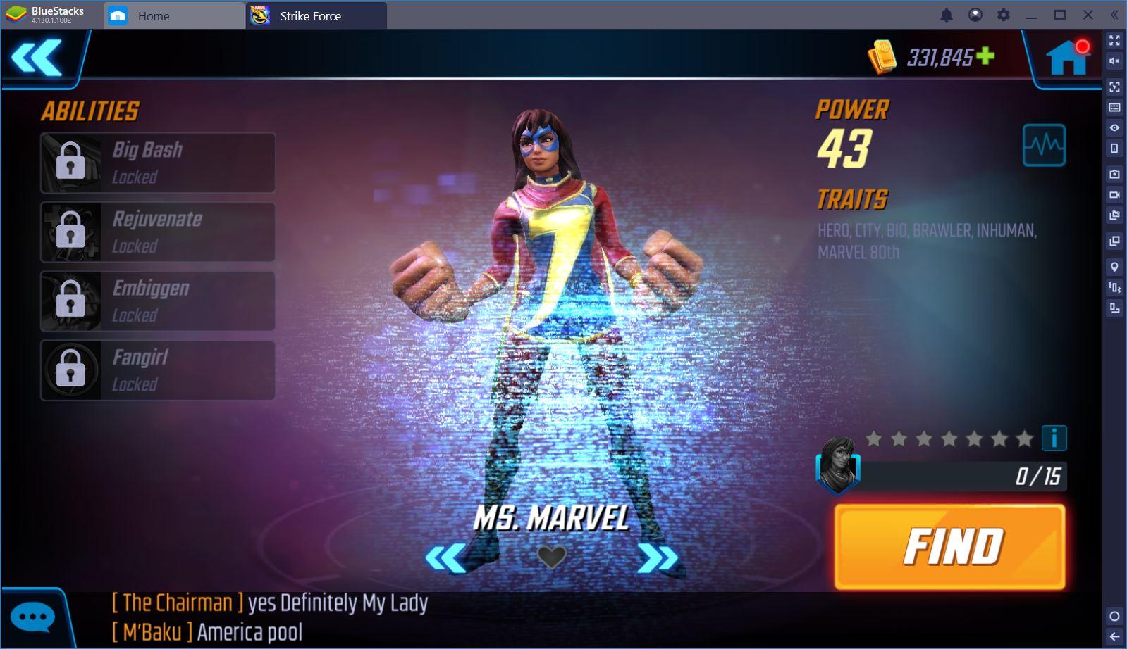 MARVEL Strike Force على الكمبيوتر: أفضل الفرق لمحتوى لاعب ضد لاعب