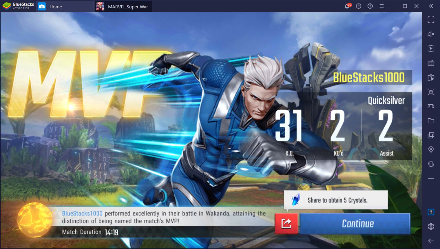 Marvel Super War – Comment jouer sur PC au MOBA de Marvel