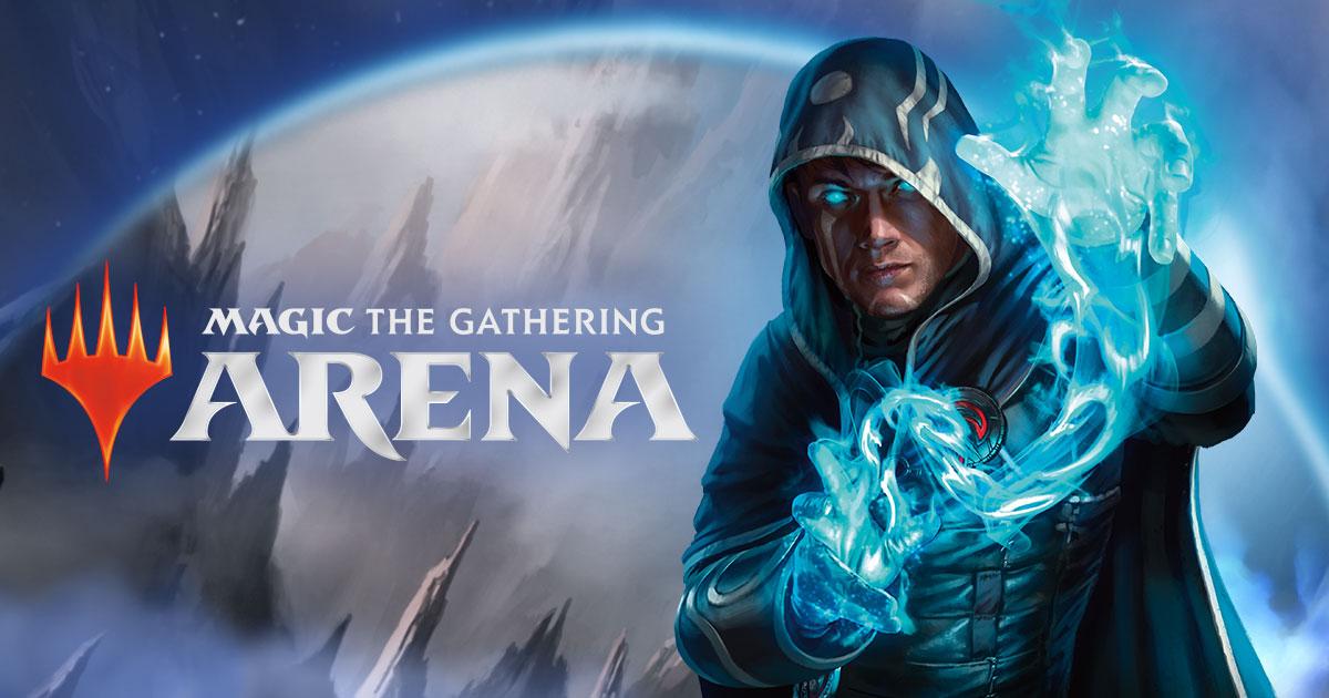 Анонсирована мобильная ККИ Magic: The Gathering Arena. Когда выход?