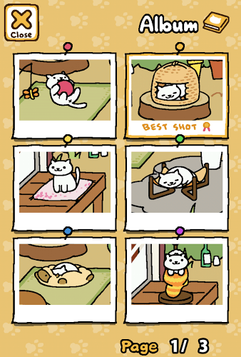Play Neko Atsume: Kitty Collector on pc 10