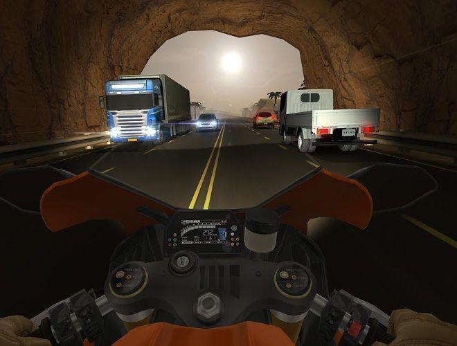 Играй Traffic Rider На ПК 6