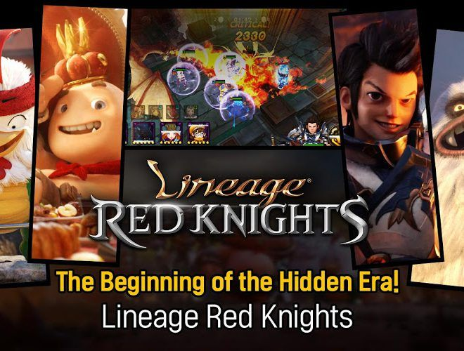 Play Lineage Red Knights on PC 3