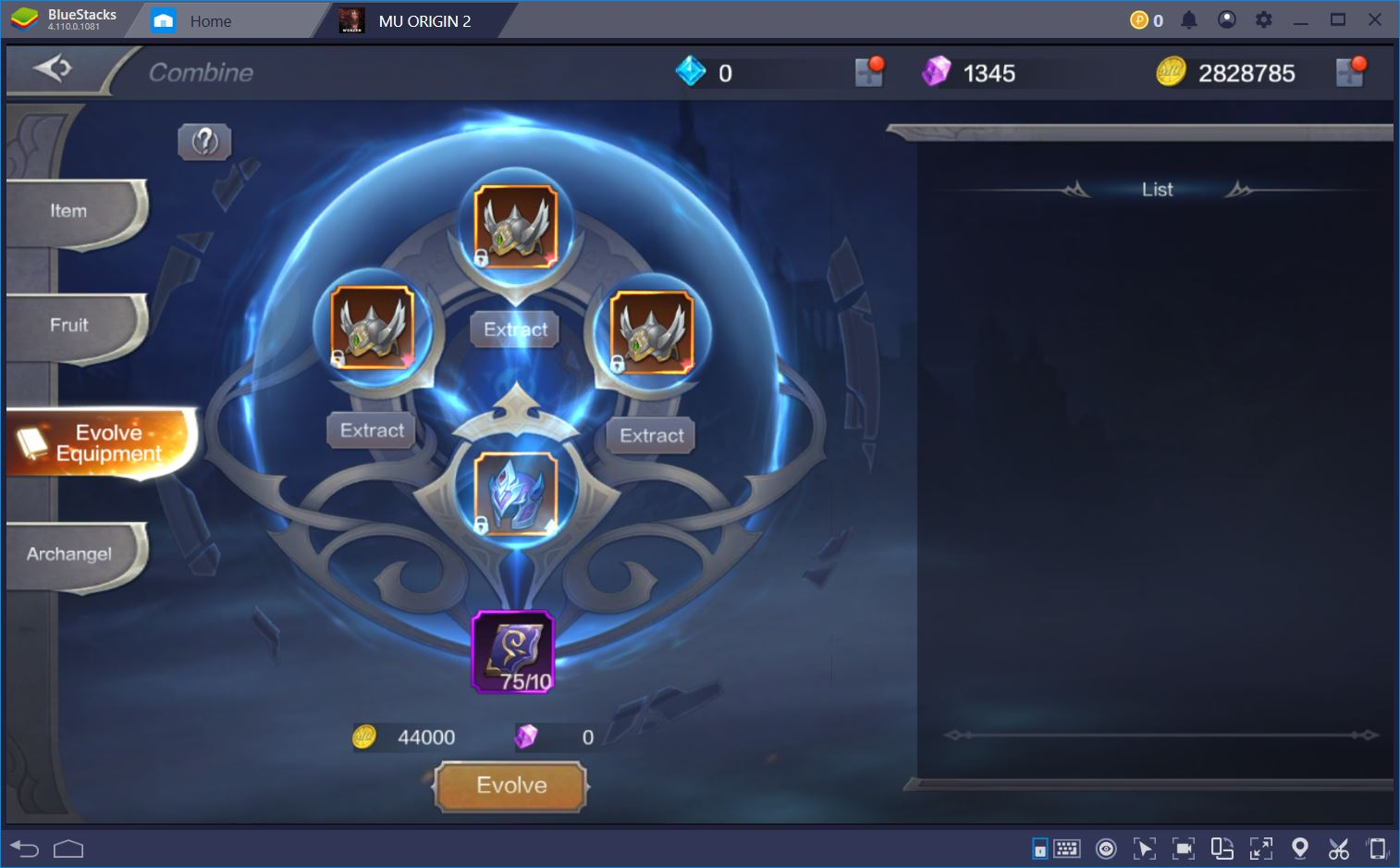 MU Origin 2 - How to Become a Beast in the Arena