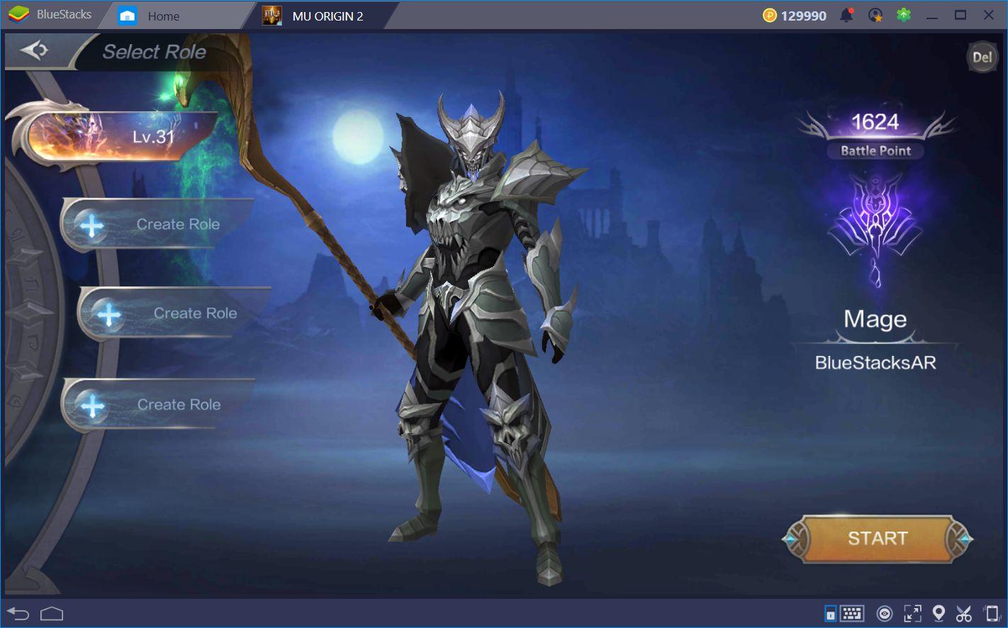 MU Origin 2—The Famous MMORPG Gets a New Look! | BlueStacks 4