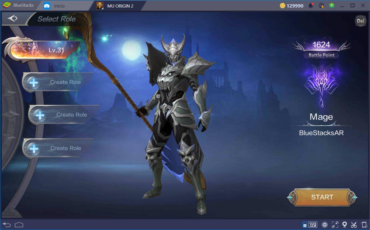 MU Origin 2—El Famoso MMORPG Recibe un Nuevo Look
