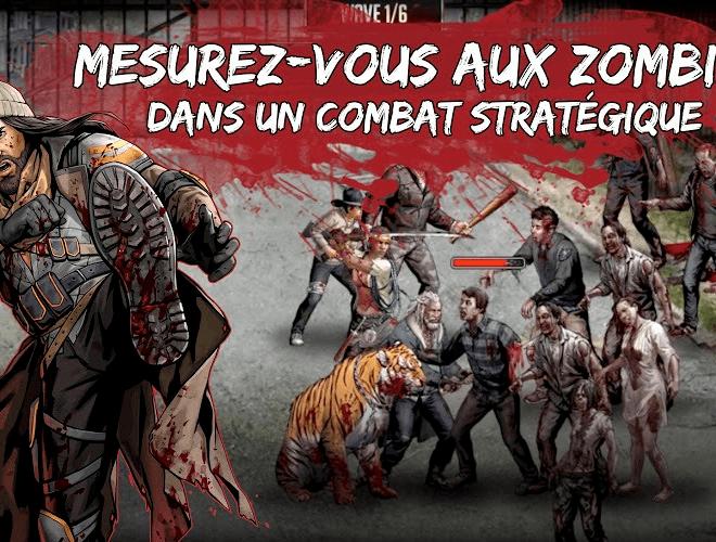 Jouez à  The Walking Dead: Road to Survival sur PC 14