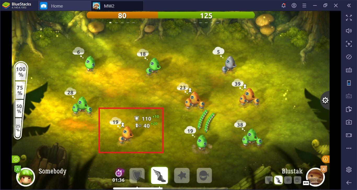 Mushroom Wars 2 on PC Tips And Tricks: Best Strategies For Beginners