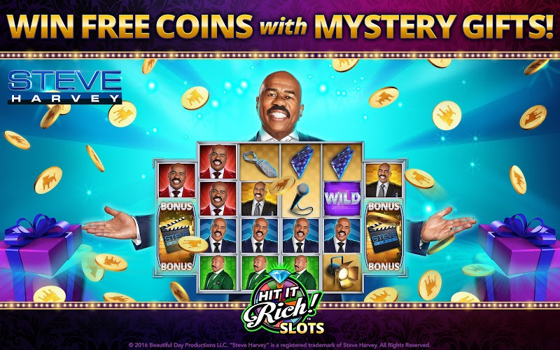 Play Hit it Rich! Free Casino Slots on PC 10