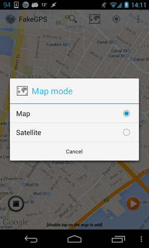 เล่น Fake GPS Location Spoofer Free on PC 19