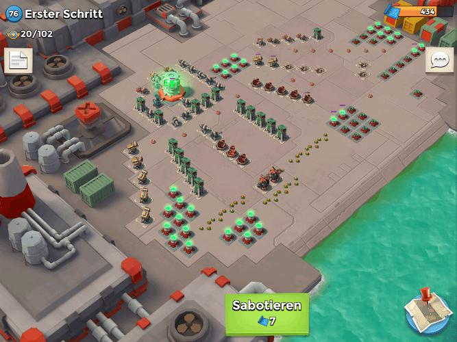 Spiele Boom Beach für PC 8