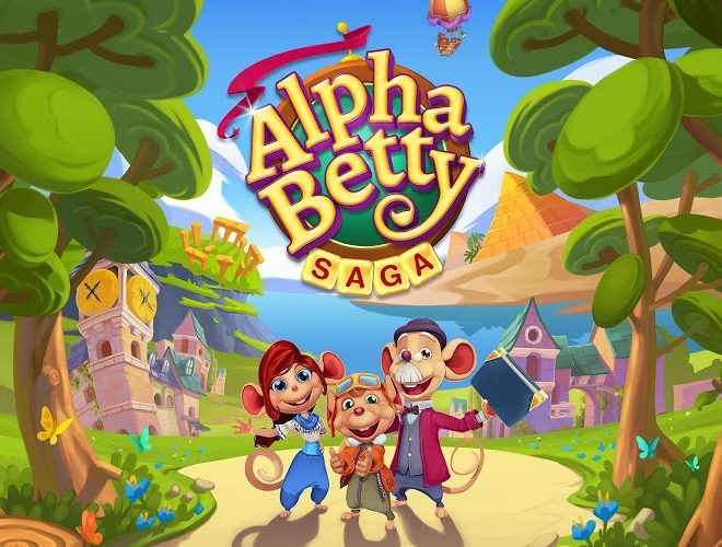 Speel AlphaBetty Saga on PC 12