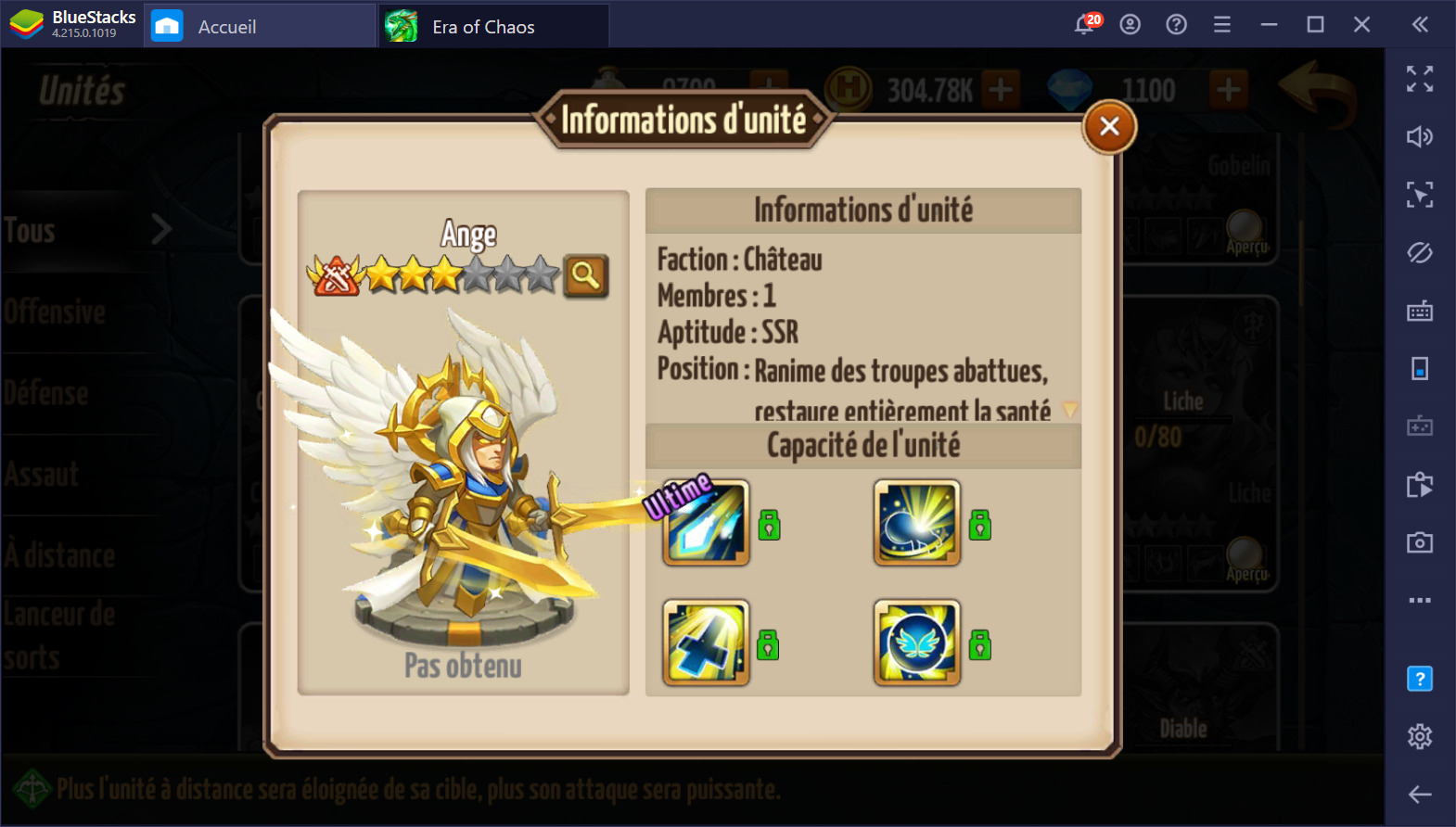 Might & Magic Era of Chaos – Reroll et meilleurs personnages