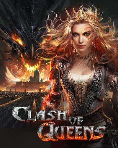 Играй Clash of Kings II: Queens Oath На ПК 9