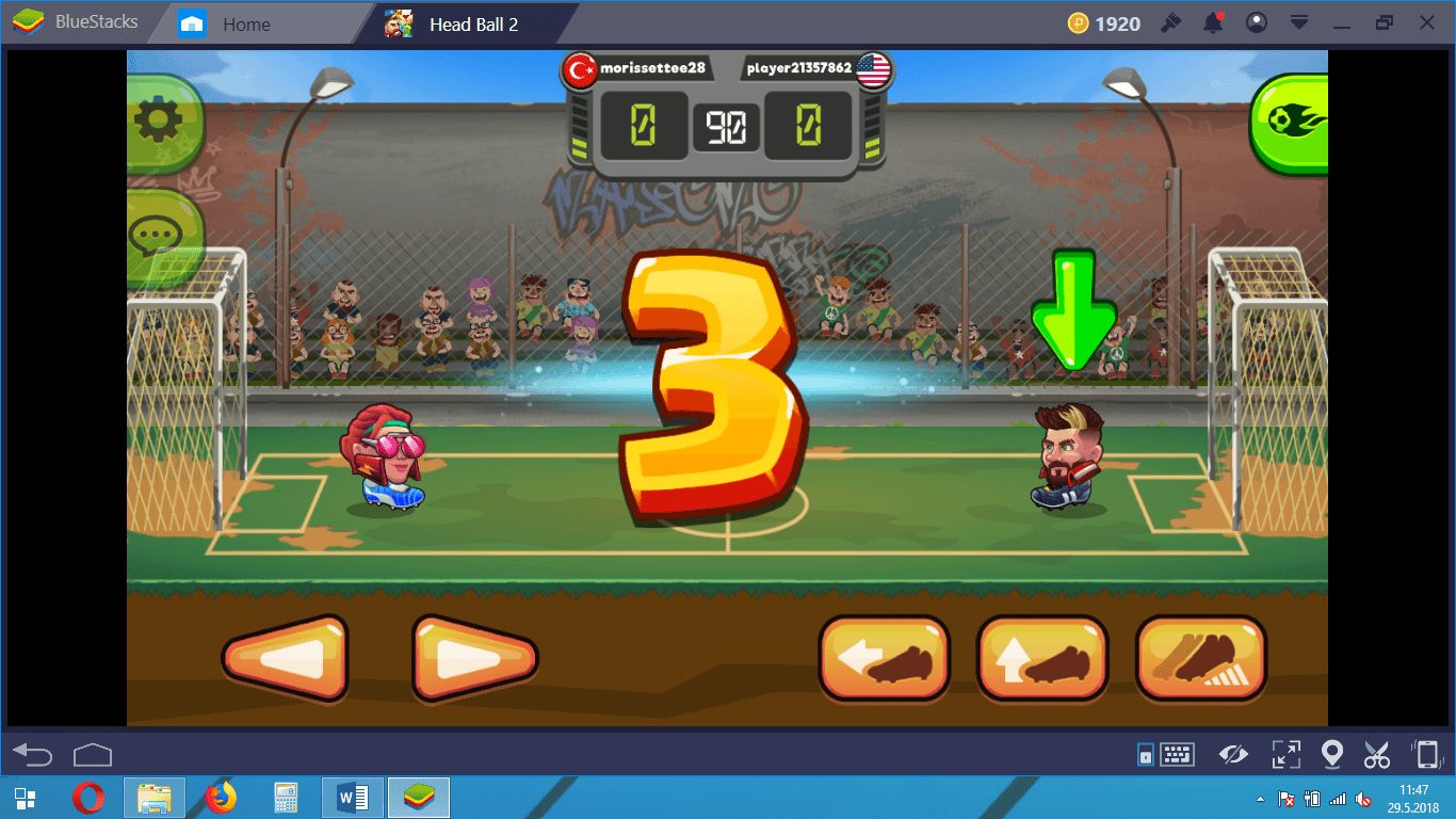 Kafa Topu 2 (Head Ball 2) Nasıl Oynanır?
