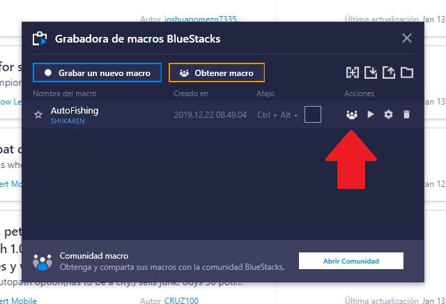 La Comunidad de Macros de BlueStacks - El Lugar Para Satisfacer Todas tus Necesidades de Macros y Automatización