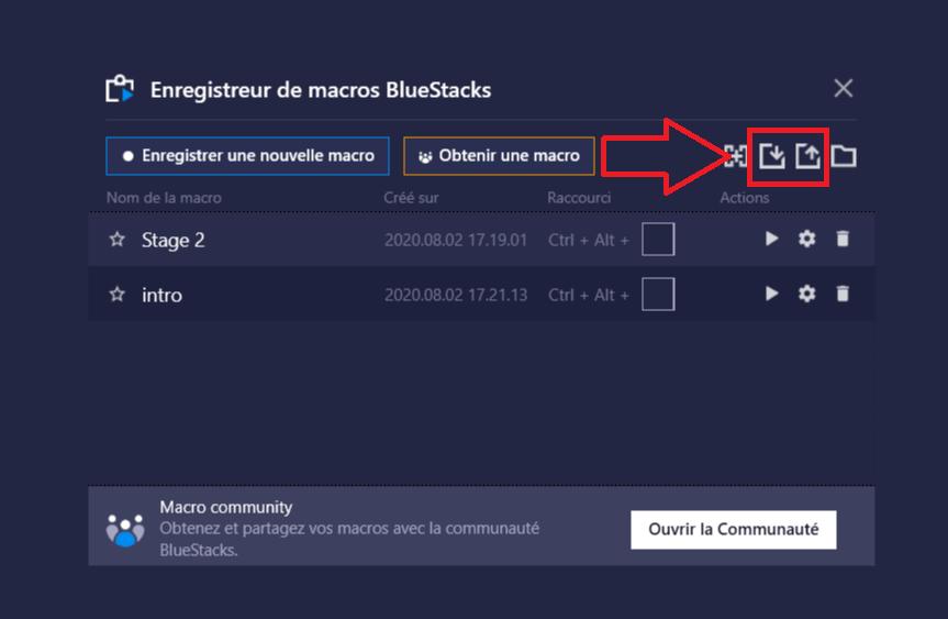 Les macros de BlueStacks – Les joies de l'automatisation