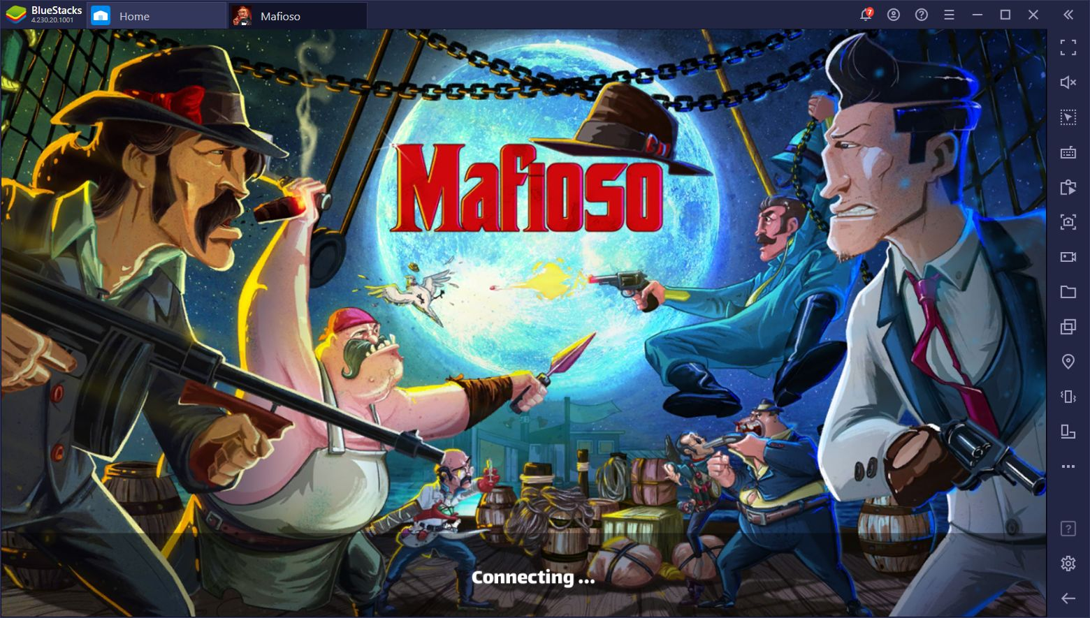 Create the Strongest Family in Mafioso: Mafia & clan wars in Gangster Paradise on PC with BlueStacks