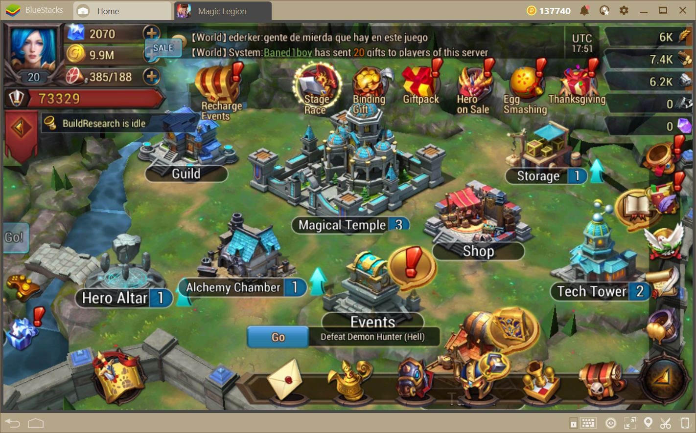 How to Crush Your Enemies and Build Awesome Towns in Magic Legion—Hero Legends