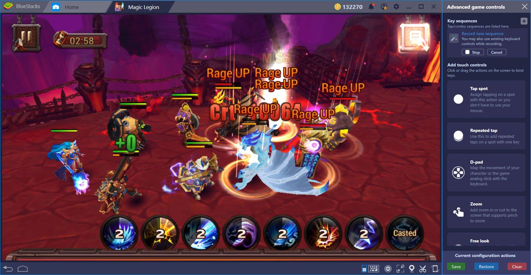 How to Improve Your Experience in Magic Legion—Hero Legends With BlueStacks