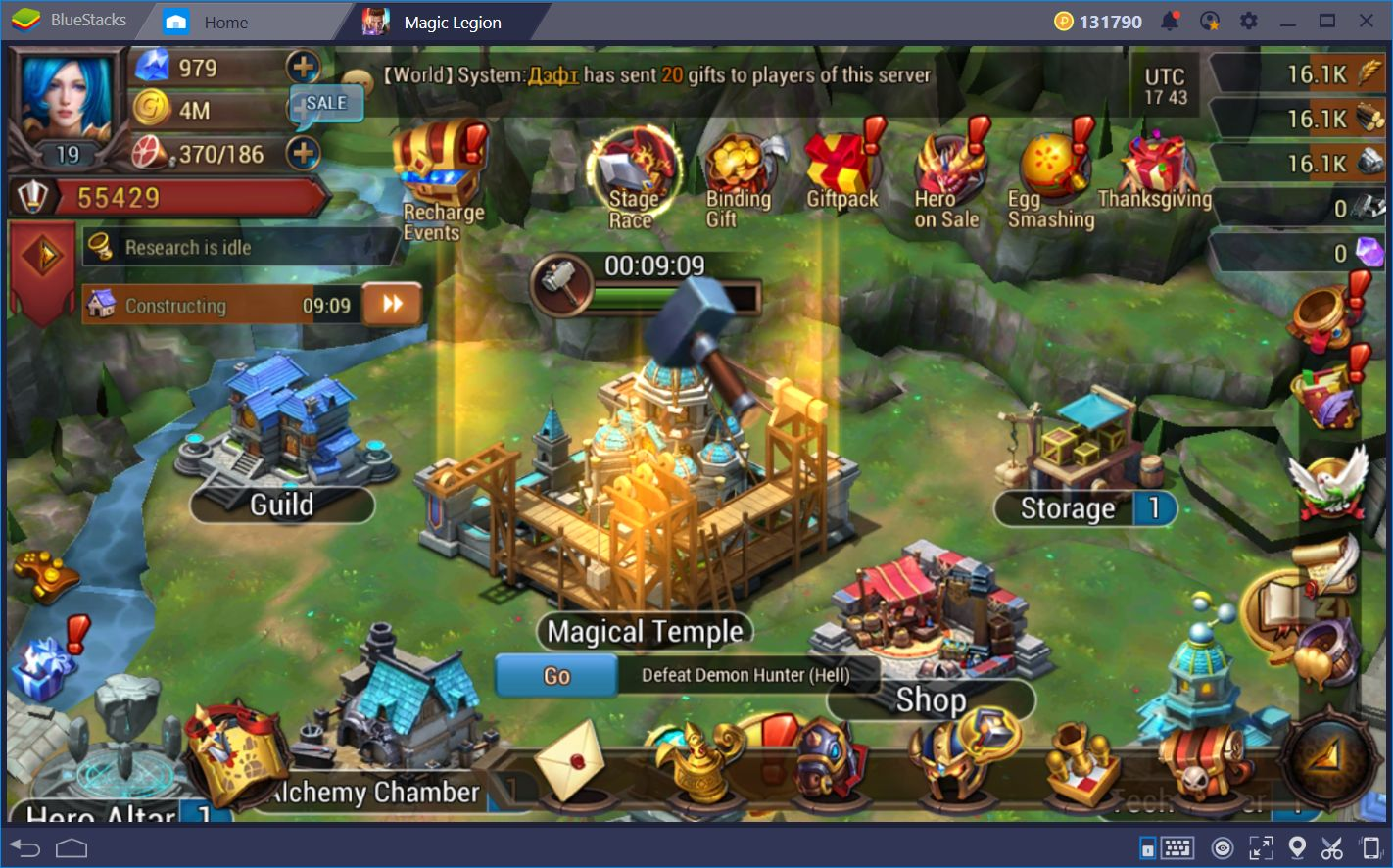 Learn Awesome Spells and Destroy Your Foes in Magic Legion—Hero Legends