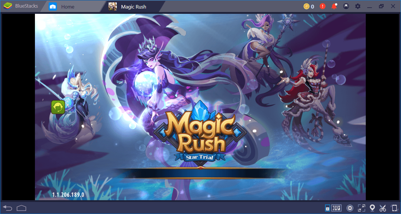 Como instalar e configurar Magic Rush Heroes com BlueStacks