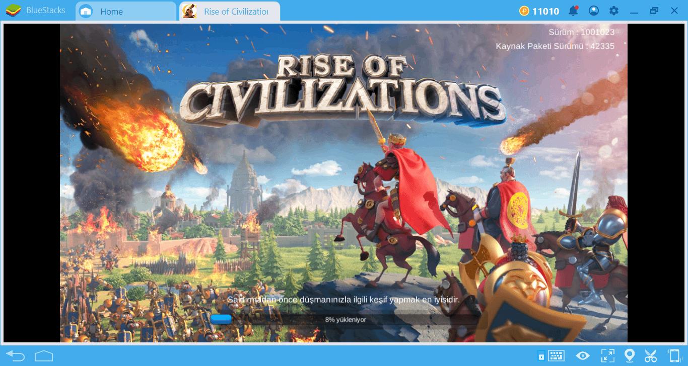 Rise of Kingdoms Hakkında Sık Sorulan Sorular
