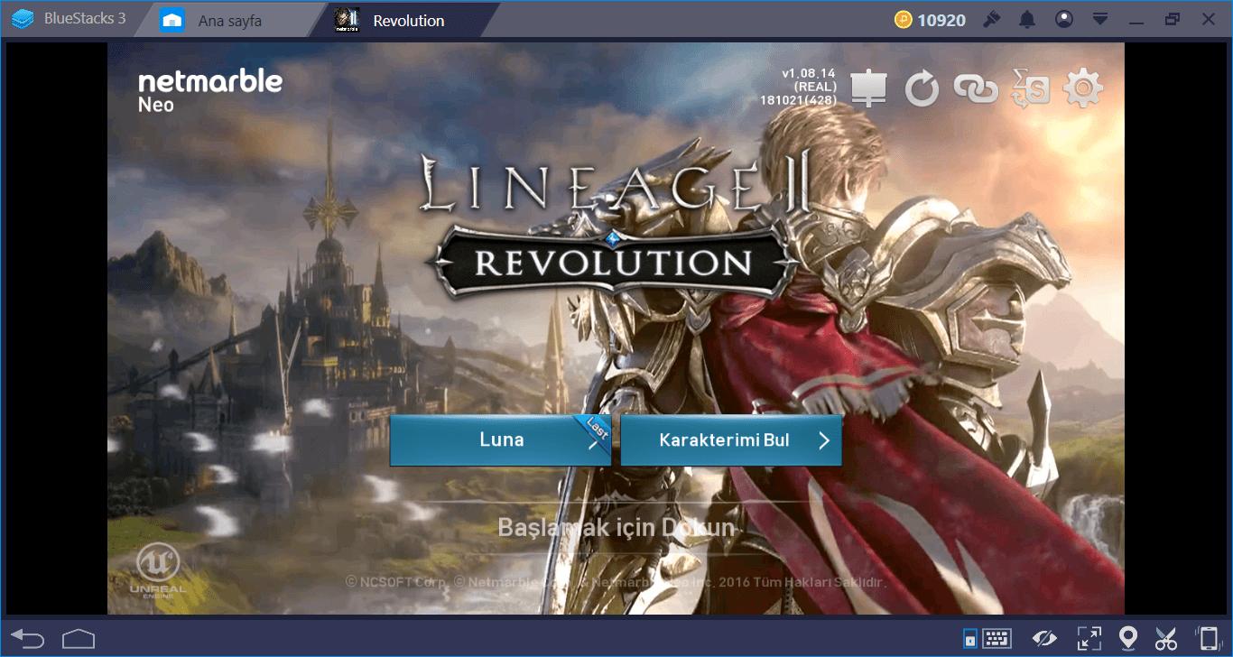 Lineage II Revolution Ekim Güncellemesinde Yeni Neler Var