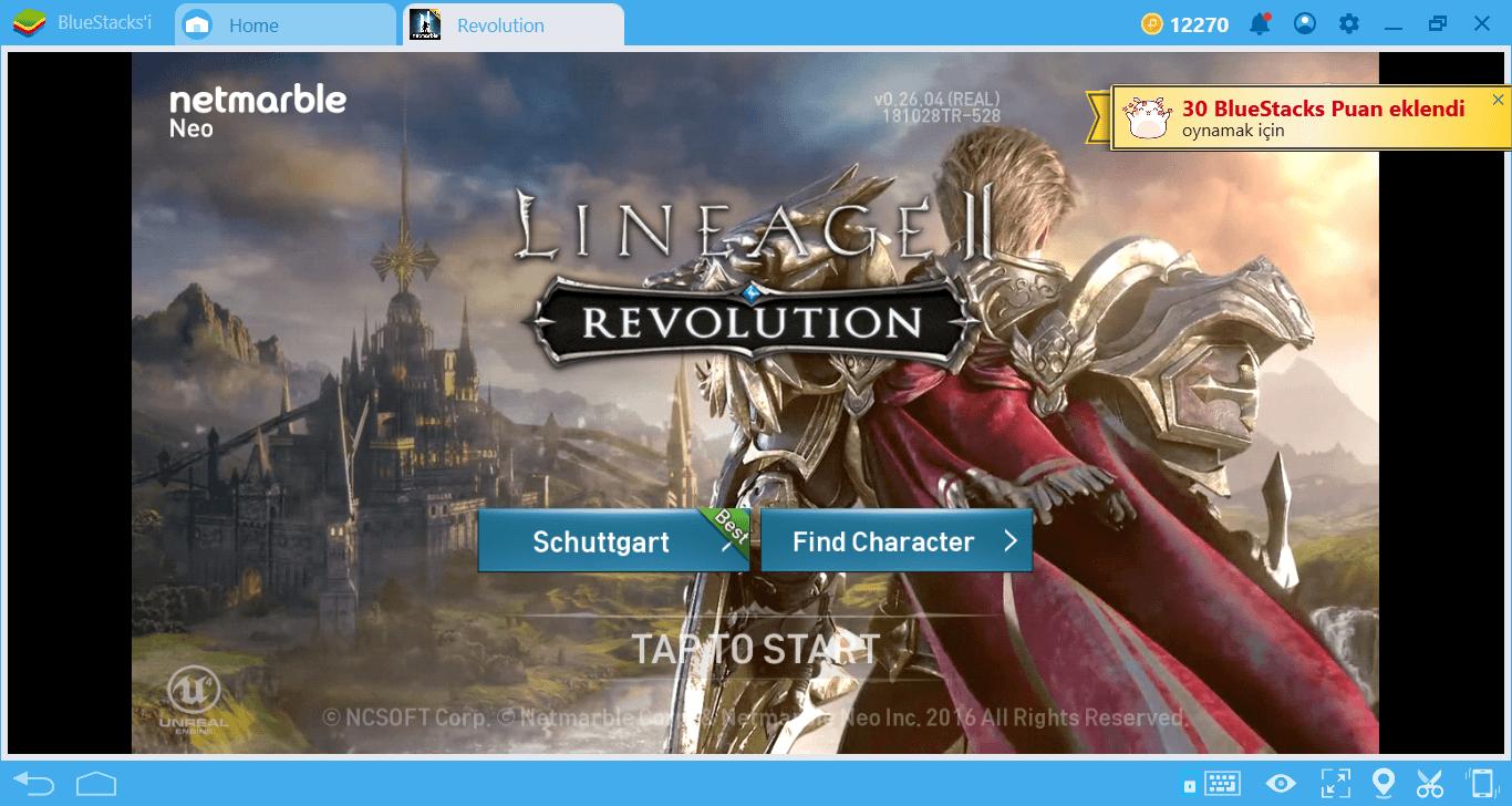 Oyun Kayıt Tuşu İle Lineage II'de Son Seviyeye Hızla Ulaşın