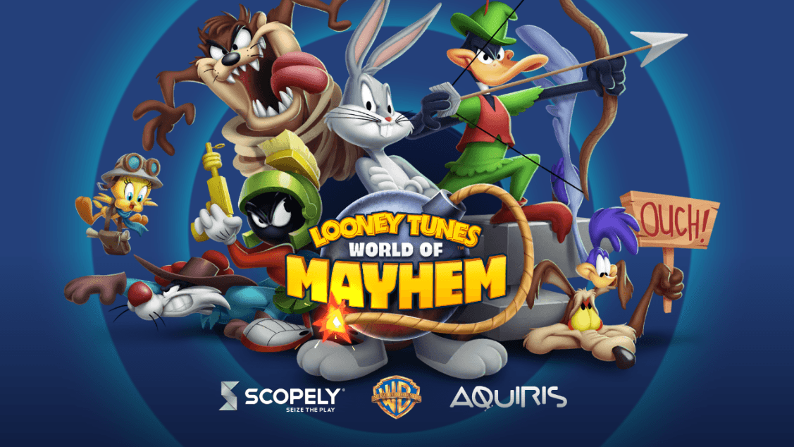 Favourite Childhood Cartoon meets Action RPG – Looney Tunes: World Of Mayhem