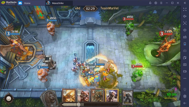 How to Play Magic: ManaStrike on BlueStacks