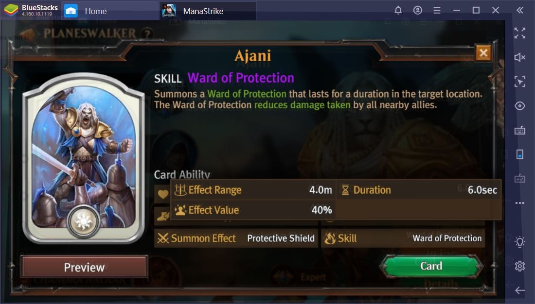 Magic: ManaStrike on PC – In-depth Guide to Ajani Goldmane