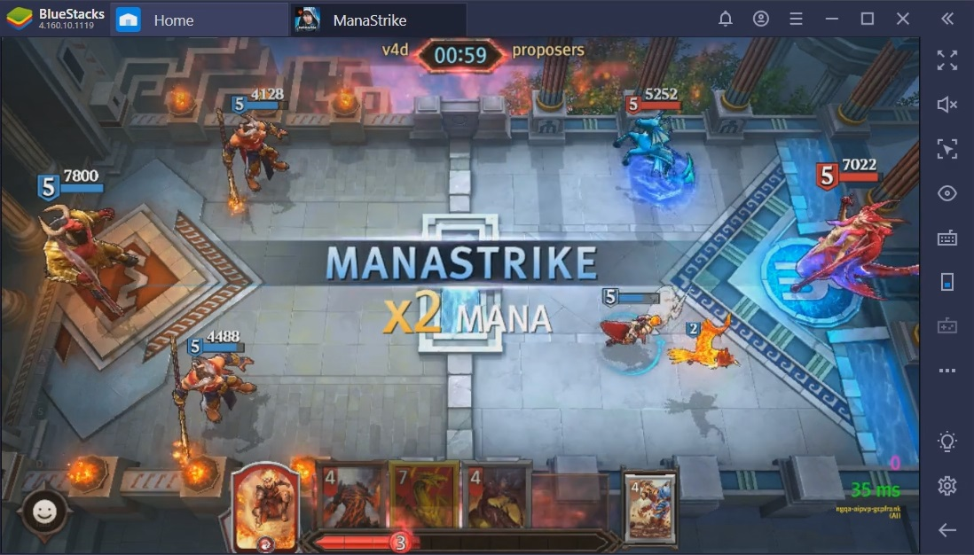 Magic: ManaStrike on PC – In-depth Guide to Chandra Nalaar