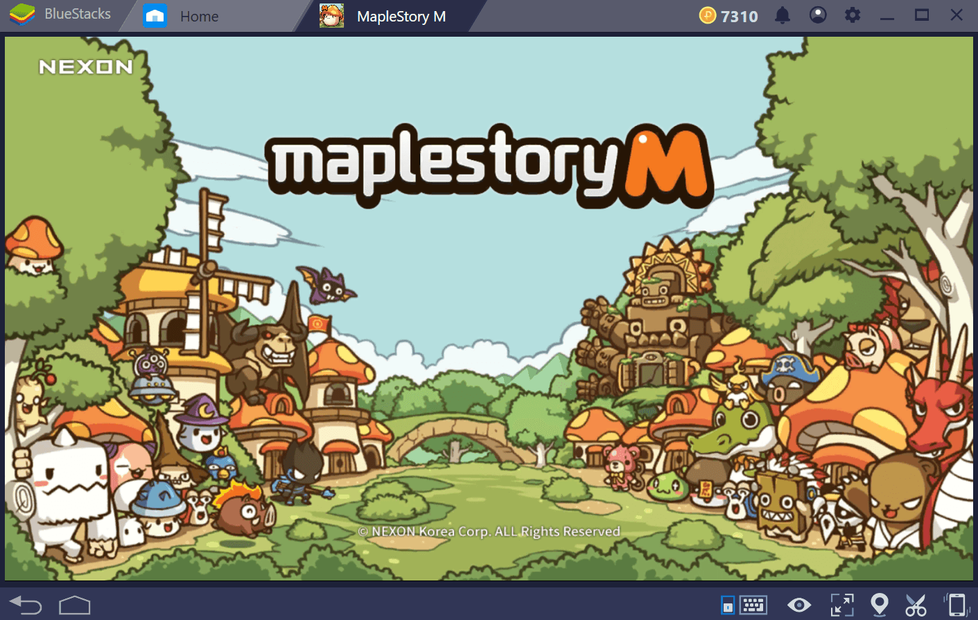 MapleStory M: mais rápido do que nunca com o novo Combo Key de BlueStacks!