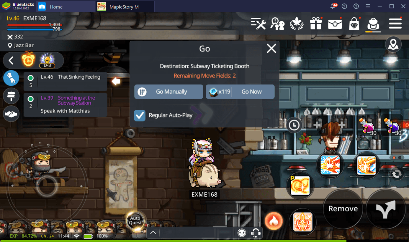 How to Play MapleStory M on PC with BlueStacks