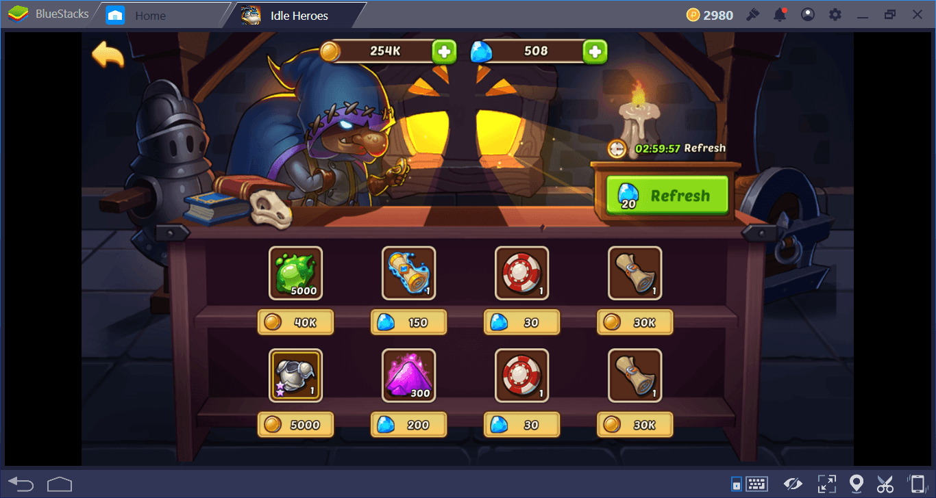 Idle Heroes: Best Tips & Tricks | BlueStacks