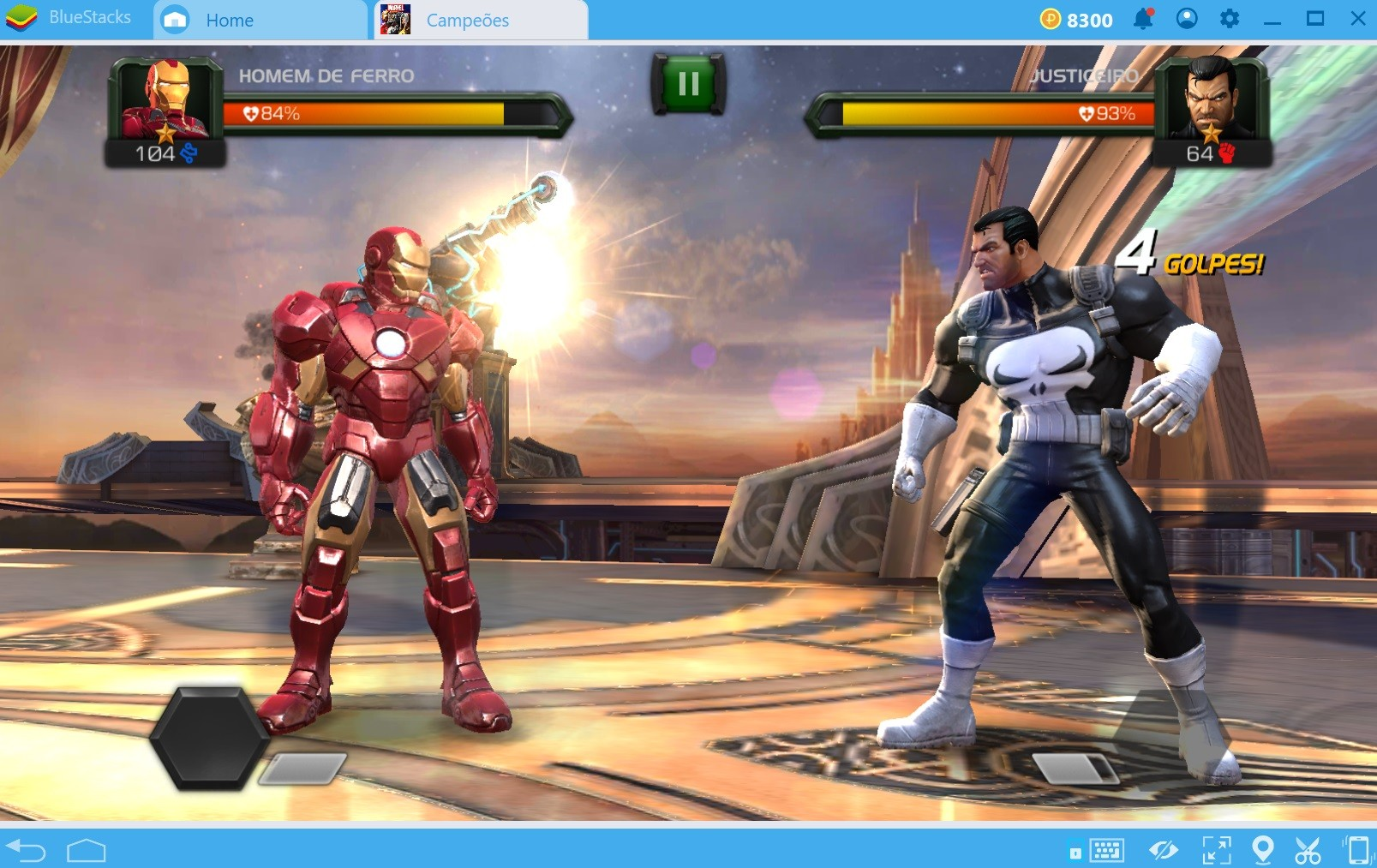 Lista de personagens em MARVEL Contest of Champions
