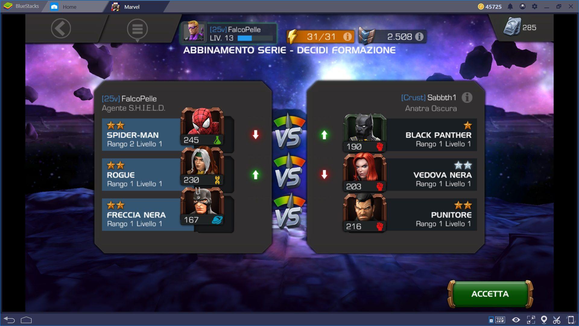 La Guida per i Nuovi Giocatori di Marvel Sfida dei Campioni