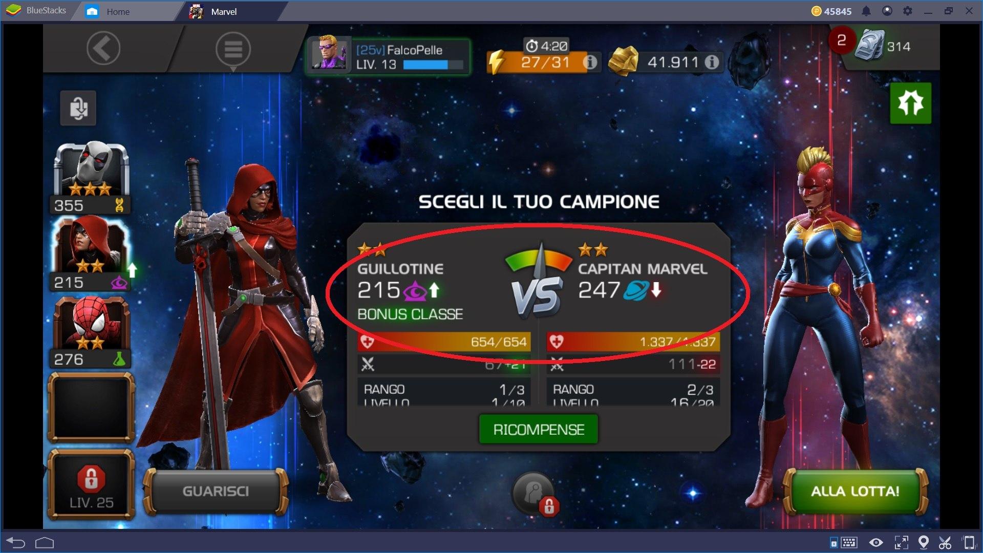 Marvel Sfida dei Campioni: Tutto ciò che devi sapere sui Personaggi