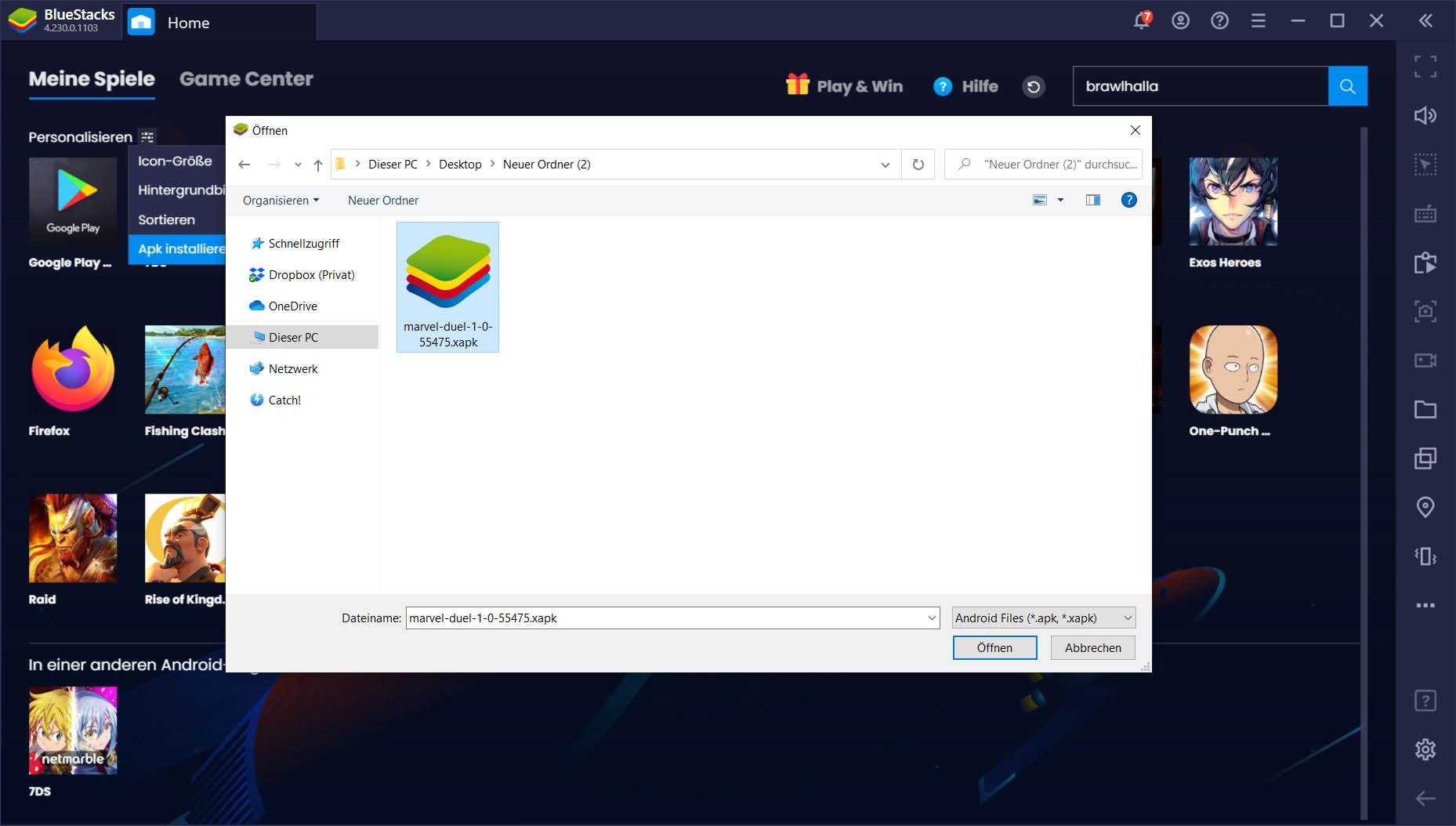 Marvel Duel auf dem PC – So installierst du das neueste CCG von Netease
